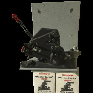 Ransom Rest Master Series Einschießmaschine für Kurzwaffen