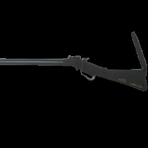 M6 Scout Überlebensgewehr der US-Airforce mit schwarzem Schaft
