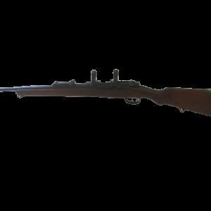 DWM K98 für Portugal Kal. 8x57IS mit braunem Holzschaft