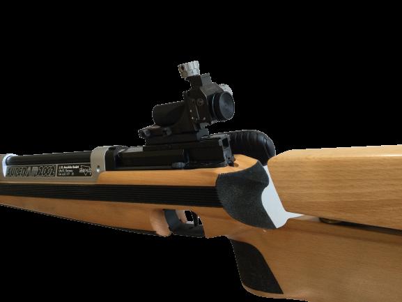 Dioptervisier Anschütz Super Air 2002 Match Luftgewehr