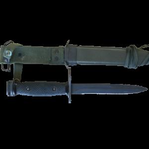 Bajonett M6 für US M14 Gewehr