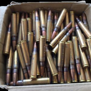 "260 Schuss Munition 7,65x53 Argentino Fabrica Militar de Cartuchos ""San Francisco"""